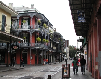 New Orleans, 2003
